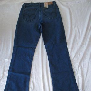 Levi's 529 Jeans 519510005 Curvy Bootcut Brand New